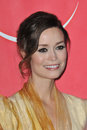 Summer Glau,The Capes Royalty Free Stock Photo