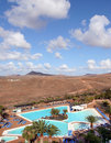 Summer Holidays On Lanzarote