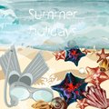 Summer Holidays On A Sea With ...
