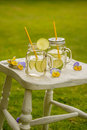 Summer Lemonade Royalty Free Stock Photo