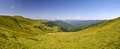 Summer mountain landscape Royalty Free Stock Photo