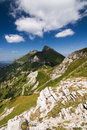Summer mountain ridge high tatras slovakia eu Stock Photos