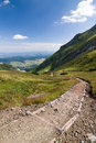 Summer mountains high tatras slovakia eu Royalty Free Stock Image