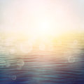 Summer ocean Royalty Free Stock Images