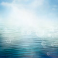 Summer ocean Stock Photography