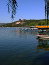 Summer Palace Stock Image