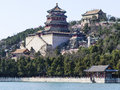 Summer palace of beijing china Stock Image