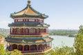 Summer Palace Pagoda Beijing C...