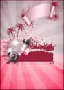Summer party background Royalty Free Stock Photo