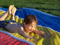Summer Playtime Royalty Free Stock Photos