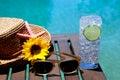 Summer Refresher Royalty Free Stock Photo
