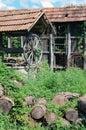 Summer Rural landscape Royalty Free Stock Photo