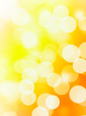 Summer s optimistic bokeh abstract background Royalty Free Stock Photography