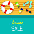 Summer sale Vector background for web, banner, promotion, flyer, cover, brochure