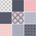 Summer Seamless Background Col...