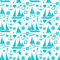 Summer seamless pattern vector illustration eps contains transparencies Stock Photo