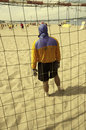 Summer soccer Stock Image