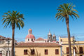 Summer in Spain, La Orotava, Tenerife, Spain Stock Photography