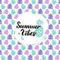 Summer Vibes Design