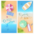 Summertime, tropical background, blue ocean landscape. Vacation, relax