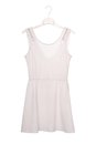 Summery frock of cotton Royalty Free Stock Photo