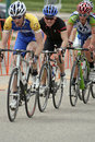 Summit Criterium Race Royalty Free Stock Images