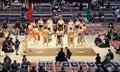 Sumo Tournament Stock Photos