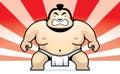 Sumo Wrestler Stock Image