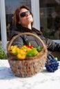 sun-bath Royalty Free Stock Photo