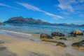 Sun Beach Royalty Free Stock Photo