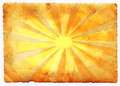 Sun beam colorful design background Royalty Free Stock Photos