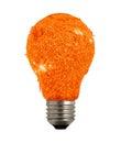 Sun Bulb Royalty Free Stock Photo