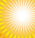 Sun burst Stock Photography