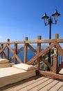 Sun Deck Royalty Free Stock Photo