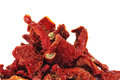 Sun-dried tomatoes Stock Photo