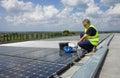 Sun energy Royalty Free Stock Photo