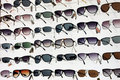 Sun glasses Royalty Free Stock Photos