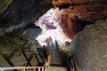 Sun Light in the cave, Phupaphet Cave