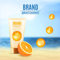 Sun protection cosmetic product design