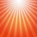 Sun Rays abstract background Royalty Free Stock Photo