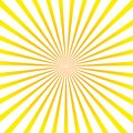 Sun rays. Sun rays background. Vector illustration