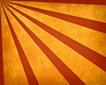 Sun rays retro background Stock Photography