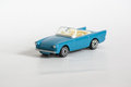Sunbeam alpine car model from james bond movie Royalty Free Stock Images