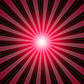 Sunbeams background red black 01 Royalty Free Stock Photography