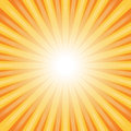 Sunburst abstract Stock Photo