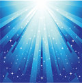 Sunburst festive background Royalty Free Stock Photo