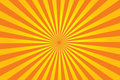 Sunburst vector Royalty Free Stock Photo