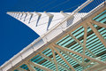 Sundial Bridge Fin Royalty Free Stock Photos