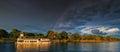 Sundowners on the Zambezi