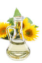 Sunflower oil Stock Images
